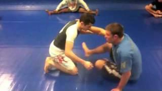 San Jose Jiu Jitsu Move of the Week- With Caio Terra ans Jake Shields –  No-Gi Techniques
