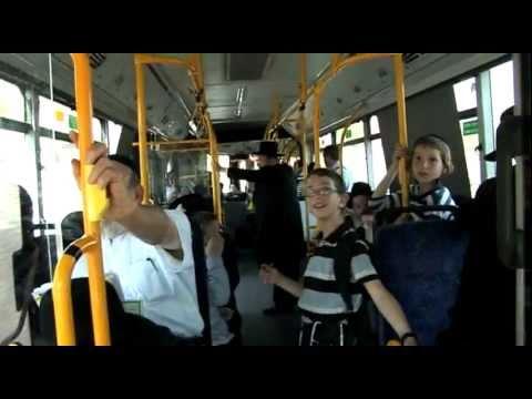 GENDER SEGREGATION ON CERTAIN ISRAELI BUSES July 13th 2011
