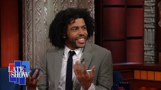 """Hamilton"" Star Daveed Diggs Explains How Thomas Jefferson Planted All Those Crops"