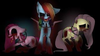 Клип под песню: шизафрения Pony Create v3