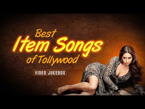 All time Super Hit Item Songs Of Tollywood | Video Songs JukeBox