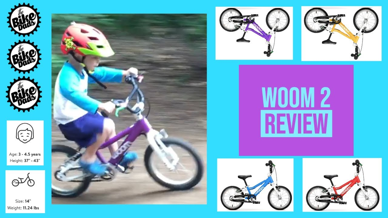 cb85620f50f Woom 2 Review - YouTube