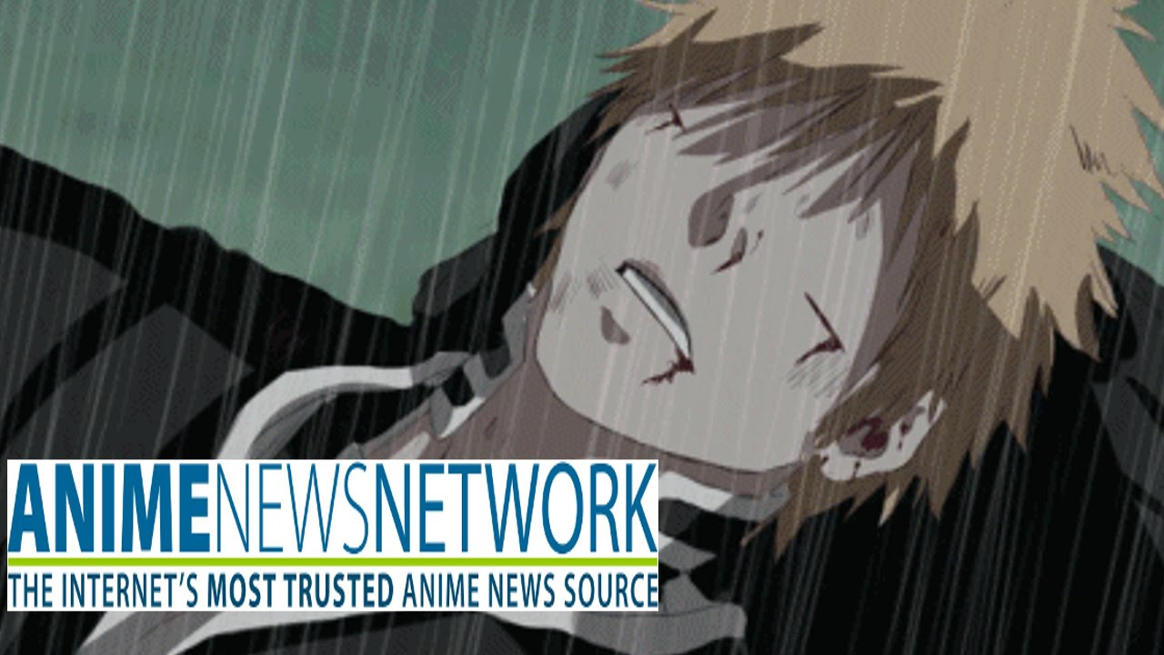Anime news network is bias youtube
