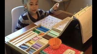 Day In The Life Of A First Grade Homeschooler! Must See!