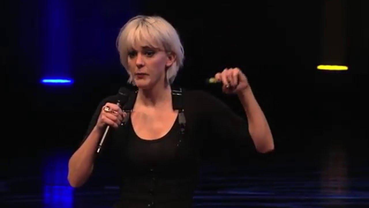 Stacey Rookhuizen - Lezing 2016 - YouTube