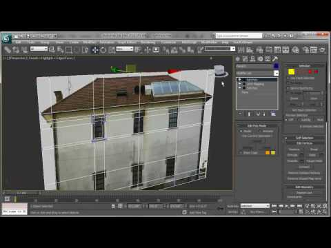Modelar una casa con autocad 2012 doovi for Modelar habitacion 3d max