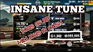 THIS TUNE SHOULD BE ILLEGAL - CSR2 Cheat?! - Win MILLIONS in minutes - BEST TUNE IN THE GAME