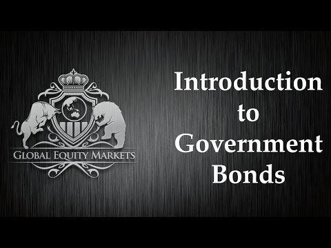 Introduction to Government Bonds