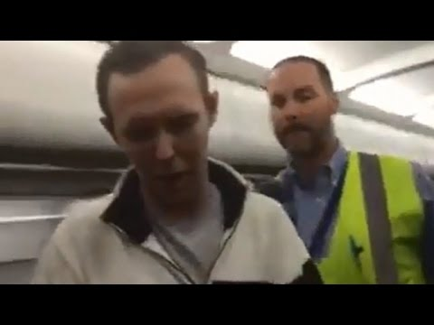 'Millionaire' Thrown Off Flight For Freak Out: 'I'm Standing Up For My Mistake'