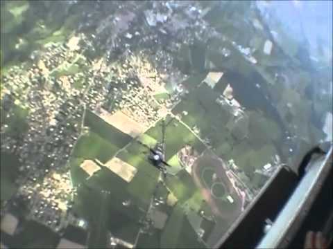 parachutisme st galmier