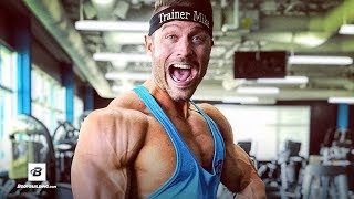 Big Chest & Triceps Pump Workout + Q&A | Trainer Mike