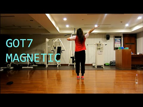 GOT7 Magnetic (너란 걸) Dance Cover [Sam]