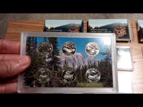 Westward Journey Nickel Set (2004-2006)