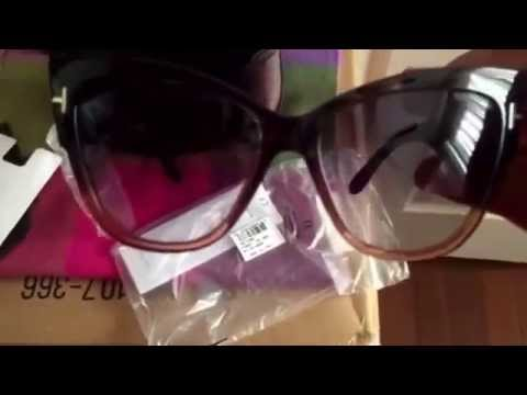 tom ford anoushka sunglass unboxing 2015 youtube. Black Bedroom Furniture Sets. Home Design Ideas