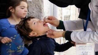 وفاة عشرات الأطفال بحالات تسمم خلال حملة تلقيح ضد الحصبة في ريف إدلب - أخبار الآن