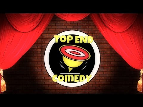 Top End Comedy - Laugh It Off
