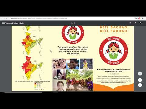 Beti Bachao Beti Padhao || Mother Child Tracking System [Hindi] || Scheme for Women