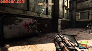 LowRez HD Vorspiel: Painkiller Hell and Damnation (Coop - Teil 3) - german / Gameplay