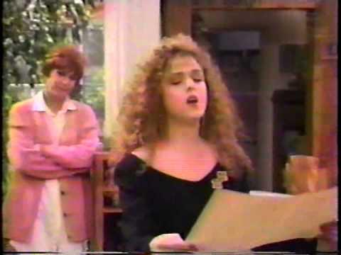 """Bernadette Peters sings """"The Next Dream"""" for Carol Burnett"""