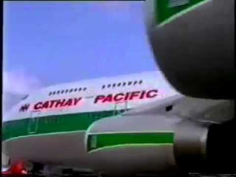 Cathay Pacific (1992 commercial) - 1