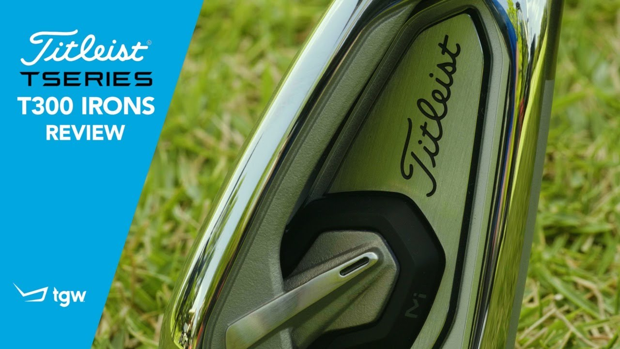 Titleist T300 Irons Review