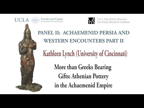 Thumbnail of More than Greeks Bearing Gifts: Athenian Pottery in the Achaemenid Empire video