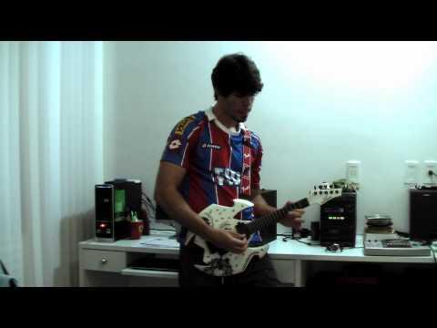Xandi - Hino do Bahia (Rock) - Guitarra Baiana
