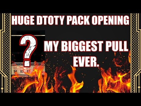 99 OVR TOTY PULL! - DTOTY Pack Opening - NHL 17