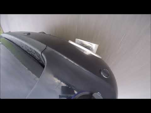 MG ZT-T 2.5 V6 190 SE TOURER STAINLESS CAT BACK EXHAUST SYSTEM SOUND DEMO VIDEO.