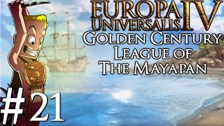 Let's Play Europa Universalis 4 with the new Golden Century DLC as ...