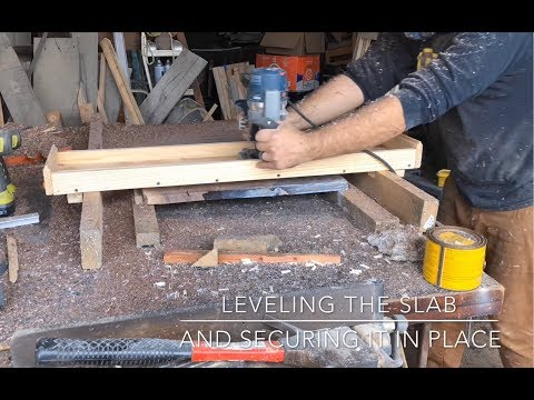 $10 DIY Router Sled for Flattening Wood Slabs Easily