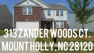 313 Zander Woods Ct. Mount Holly, NC 28120