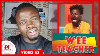 WEE TEACHER and KUMCHACHA MEETS ON MAGRAHEB TV