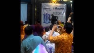 Rudy Wowor di Health Seminar Milagros Semarang 2015