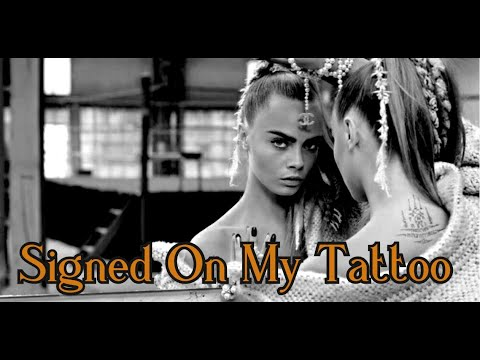 Army Of Lovers - Signed On My Tattoo ft. Gravitonas