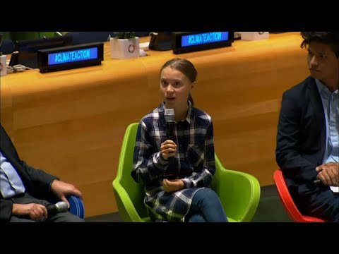 UN feels the urgency of millions following first-ever youth climate summit
