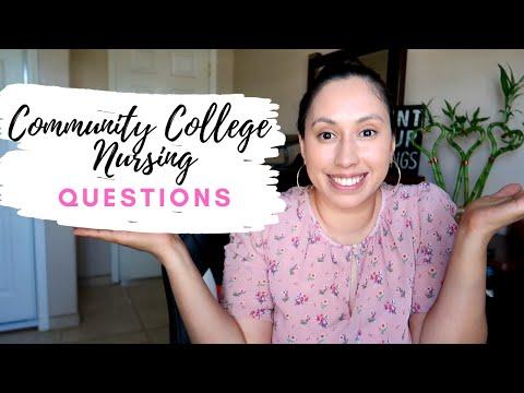 Frequently Asked Community College Nursing Program Questions| Associate Degree Nursing Program