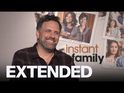 Sean Anders Talks Humour, 'Ab Double' In 'Instant Family' | EXTENDED