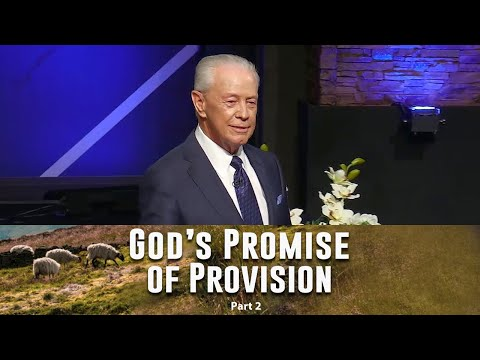God's Promise of Provision, Part 2