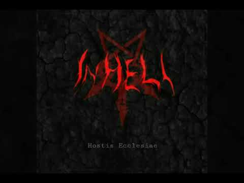 IN HELL-my soul to the devil-Ep Hostis Ecclesiae-2017.