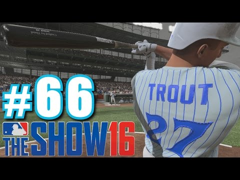 I'VE GOT MIKE TROUT! | MLB The Show 16 | Diamond Dynasty #66