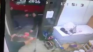 Watch: Terrorists Attack in Beit Horon