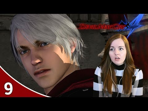 Nero VS Dante - Devil May Cry 4 HD Gameplay Walkthrough Part 9