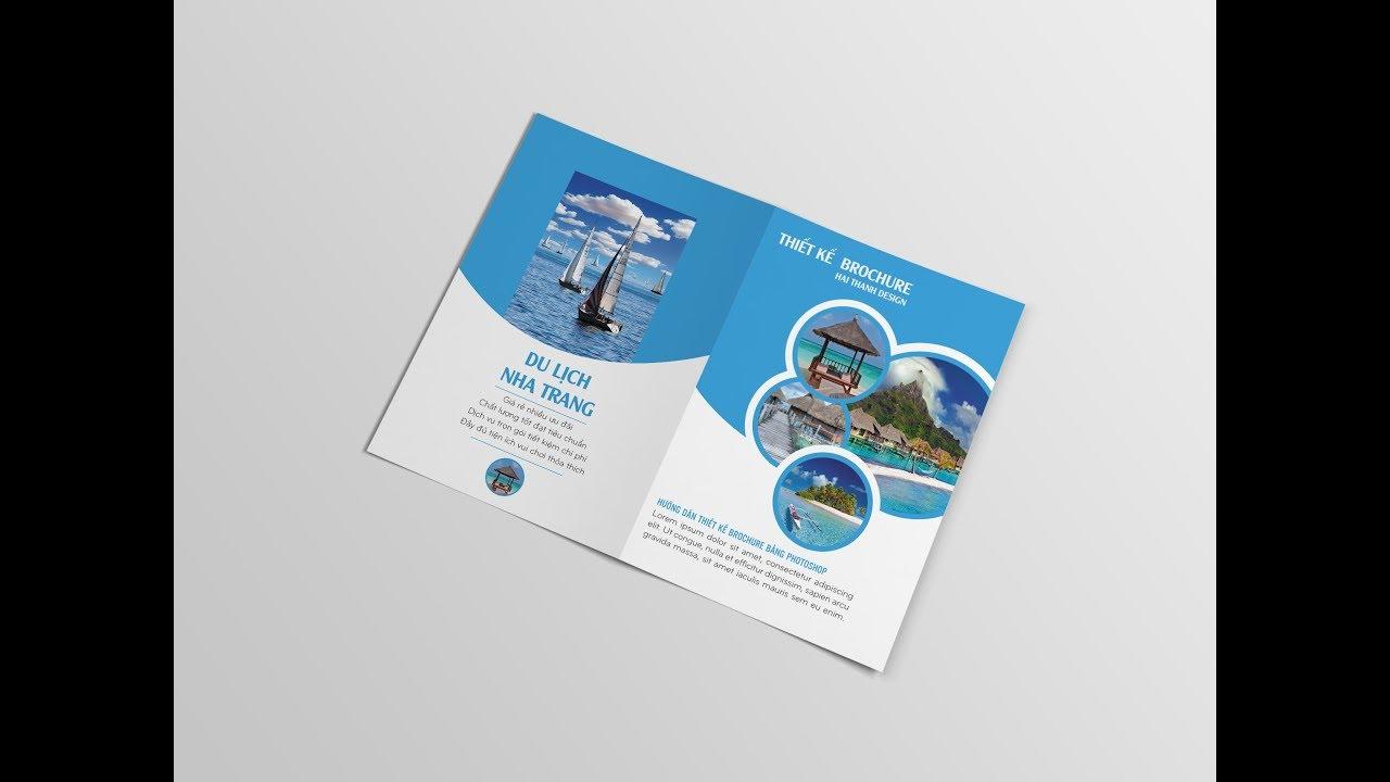 Brochure Tutorial | Hướng Dẫn Thiết Kế Tờ Gấp Bằng Photoshop