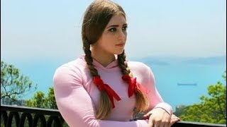 julia vins muscle barbie 16 year old russian girl powerlifter