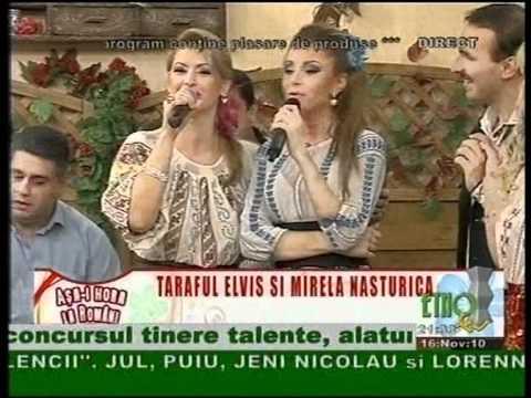 Mirela & Elvis Nasturica , Marian Mexicanu , George Miu si Marius Gore (part2) ETNO TV