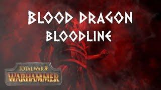 Total War: Warhammer Lore Blood Dragon Bloodline Origins, Society, and Strengths