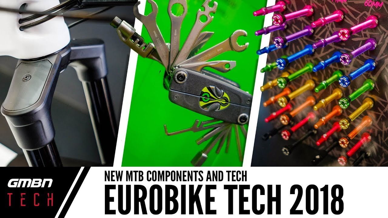New Mountain Bike Forks And Components From Eurobike 2018