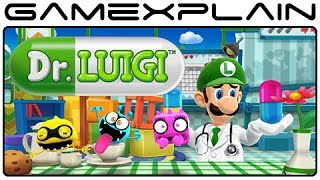 Dr. Luigi - Game & Watch (Wii U eShop Video Preview)