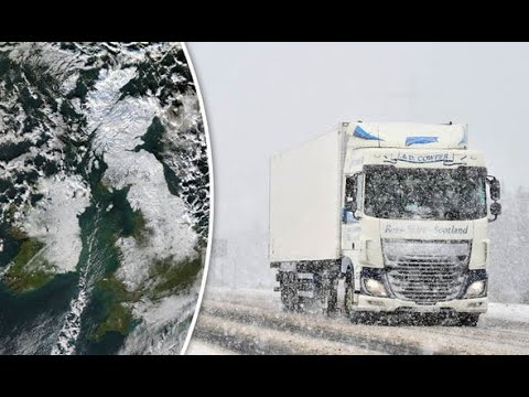 Big storm threatens to bring Scotland to a standstill with gales and blizzards